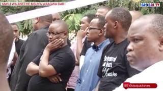 Dada wa Bilionea Msuya Aagwa Dar , Baada ya Kuchinjwa Kinyama na kufariki
