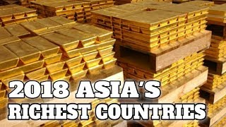 Top 10 Richest Countries In Asia 2018