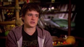 Journey 2: The Mysterious Island - Josh Hutcherson Interview