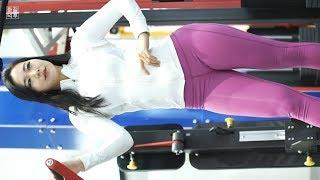 4K DA SPORTS 승민채 선수 #1 가로 직캠 Seung Minchae Horizontal 2018 SPOEX 서울국제스포츠레저산업전 by 화질덕후
