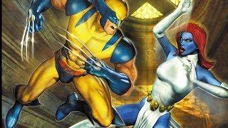 X-Men: Mutant Academy 2 Full Movie All Cutscenes