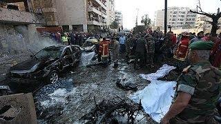 Double bomb blast shatters Iran
