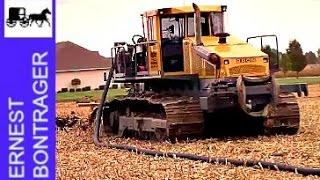 BRON 550 Drainage Plow