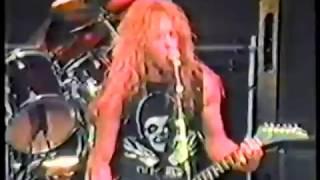 Metallica - Live at Roskilde Festival, Denmark (1986) [Full show]