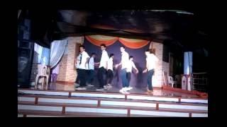 Bollywood Fusion dance by NCK boys