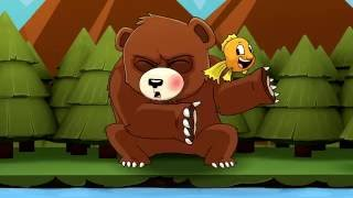 Bearly Safe -  iOS/Android Official Trailer [2016]( with Gameplay )