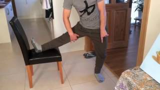 FittSystems - Kung Fu yoga Stretching Tutorial