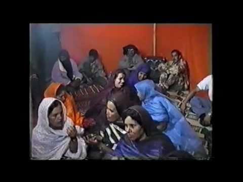 Saharawi People Wedding Ceremony