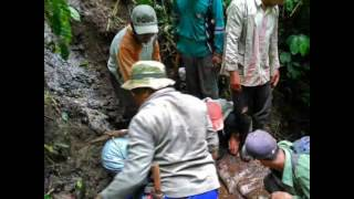 Pencarian Mata Air Untuk Kebutuhan Warga Dusun Ampelgading, Banyuwangi (dok.22-5-2016)