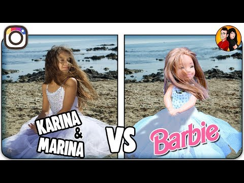 Xxx Mp4 Barbie Copiando Instagram De KARINA Y MARINA Anima Toys 3gp Sex