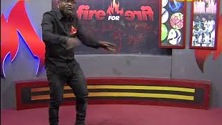 Fire 4 Fire on Adom TV (9-1-18)