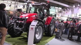 New MF 8700 Series from Massey Ferguson make Agritechnica 2013 debut, Day 1 (English)