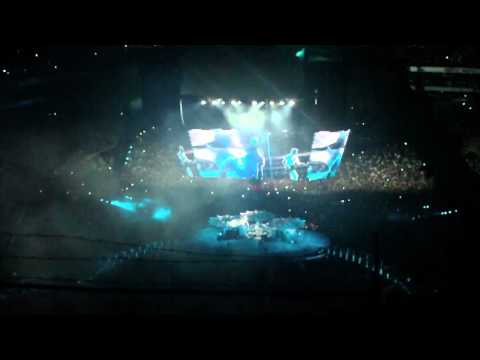 U2 360° MEXICO  EVEN BETTER THAN THE REAL THING  Y I WILL FOLLOW
