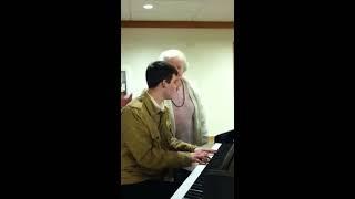 Old lady rapes boy