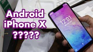 Oukitel U18 Unboxing | Sasta iPhone X Pakistan Main??