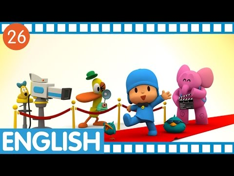 Pocoyo in English Session 26 Ep. 49 52