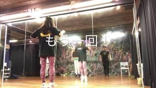ダンススクールカーネリアン レッスン動画 クラブデビュークラス 2017/4/6 あや香