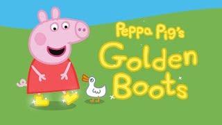 PEPPA PIG GOLDEN BOOTS - Peppa Pig