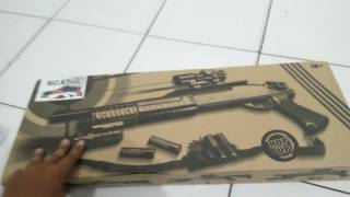 review k7g best starter low budget unit for airsoft in indonesia 2017