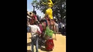 Desi famous rajasthani dance indian mms