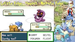 Let's Play Pokémon Blattgrün [Nuzlocke] #25 Der Ninja-Meister Koga