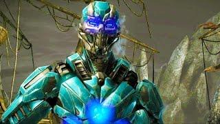 Mortal Kombat XL - Triborg Cyber Sub-Zero Arcade Ladder Gameplay Playthrough