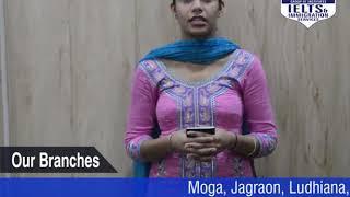 Miss Preetinder Kaur got Study Visa.