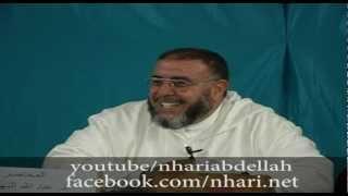 الشيخ عبد الله نهاري و مسلسل خلود
