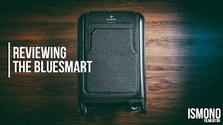 This was kinda disappointing. Reviewing the Bluesmart