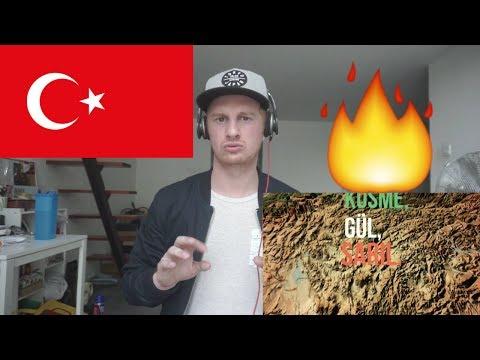 (AWESOME!!) Hayki - B1R // TURKISH RAP REACTION