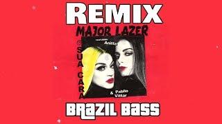 Major Lazer feat  Anitta & Pabllo Vittar - Sua Cara (Dramaki Remix)FREE DOWNLOAD