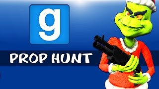 Gmod Ep. 41 PROP HUNT - CHRISTMAS Edition! (Garry's Mod Funny Moments)