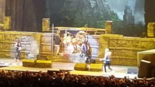 Iron Maiden Sydney 6th May 2016 Full Show