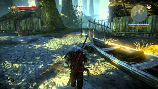 Let's Play The Witcher 2 - Part 22: Back to Town