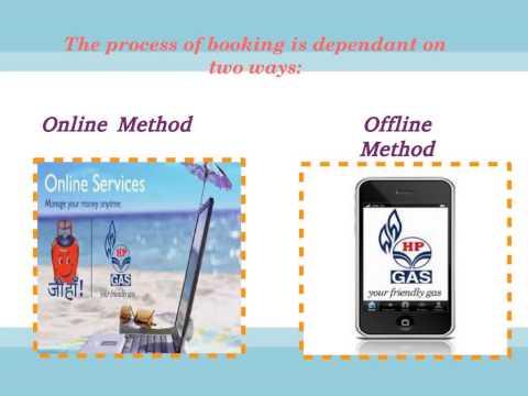 HP Gas Online Transfer Procedure