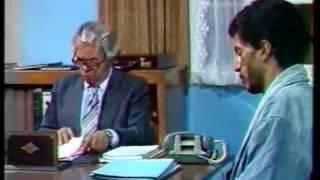 مسرح البدوي 1988| سلسلة نمادج بشرية |حلقة : المجتهد | Série Marocaine | Theatre Badaoui