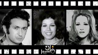 سينما القاهرة: لقاء مع نور الشريف وبوسي في فترة الخطوبة