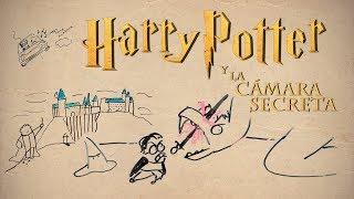Harry Potter y La Cámara Secreta | CANCIÓN Parodia | Destripando la Historia
