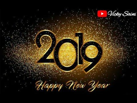 new year status video 2019