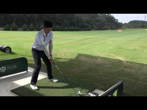 TJGA 總教練黃彥智試打2017年式M2開球木桿