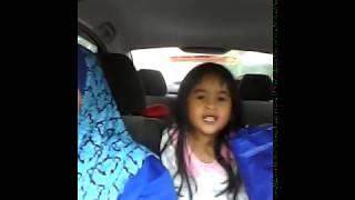 Afiah sings Abu Ada Ayam