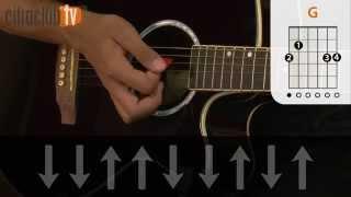 É Isso Aí - Ana Carolina e Seu Jorge (aula de violão simplificada)