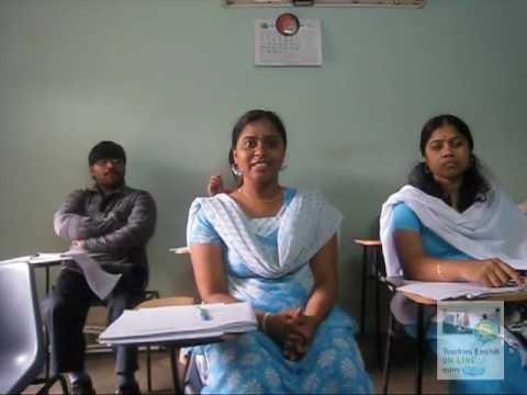 Online Accent Spoken English Class - Feedback