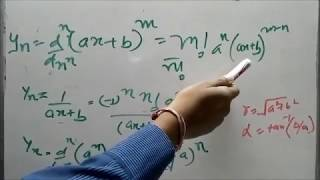 Successive Differentiation and Leibnitz Theorem - Maths First Sem