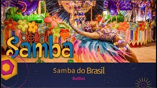 Bellini - Samba Do Brasil (lyrics)