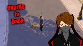 Let's Play The Sims 4 Get Famous EP61 Charlie is back