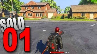 H1Z1 King of the Kill Solo #1 - The Birth of a New Series?!