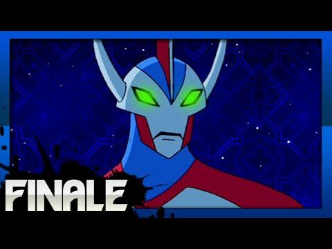 Ben 10 Ultimate Alien: Cosmic Destruction - FINALE - Way Big Battle!