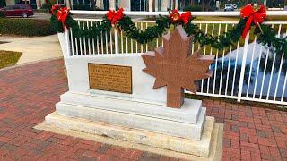 """Argo"" Iran Hostage Monument in Myrtle Beach (Thanks, Canada!) | History"