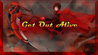Nightcore - Get Out Alive